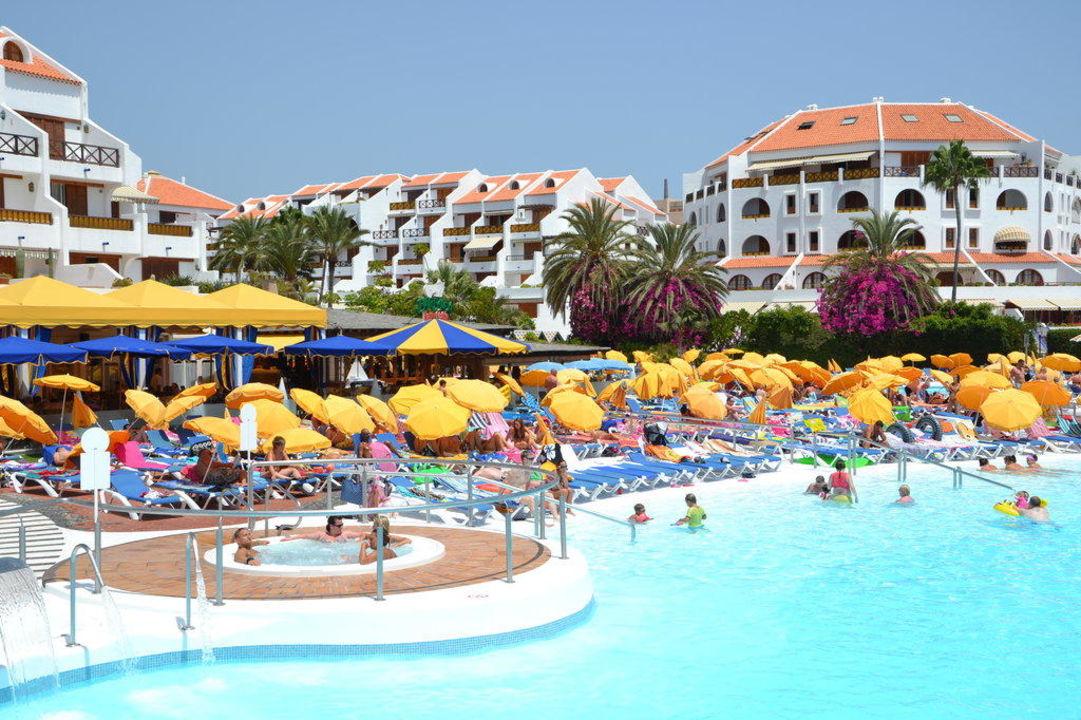 Bild dicht an dicht ab 7 uhr reserviert zu apartamentos parque santiago 3 in playa de las - Apartamentos parque santiago ...