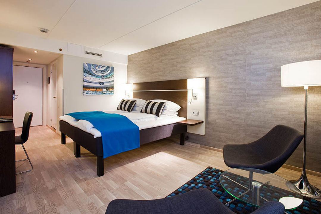 Guest rooms Scandic Victoria