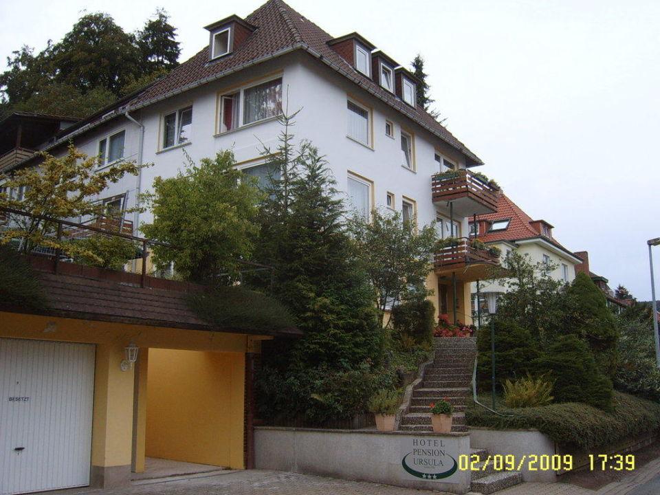 Pension Ursula von außen Hotel Pension Haus Ursula