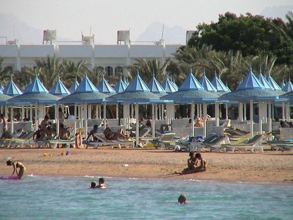 Strand vom Grand Resort The Grand Resort