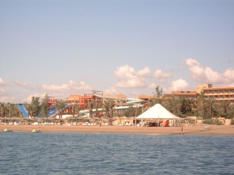 Nachbar Anlage Belconti Resort Hotel
