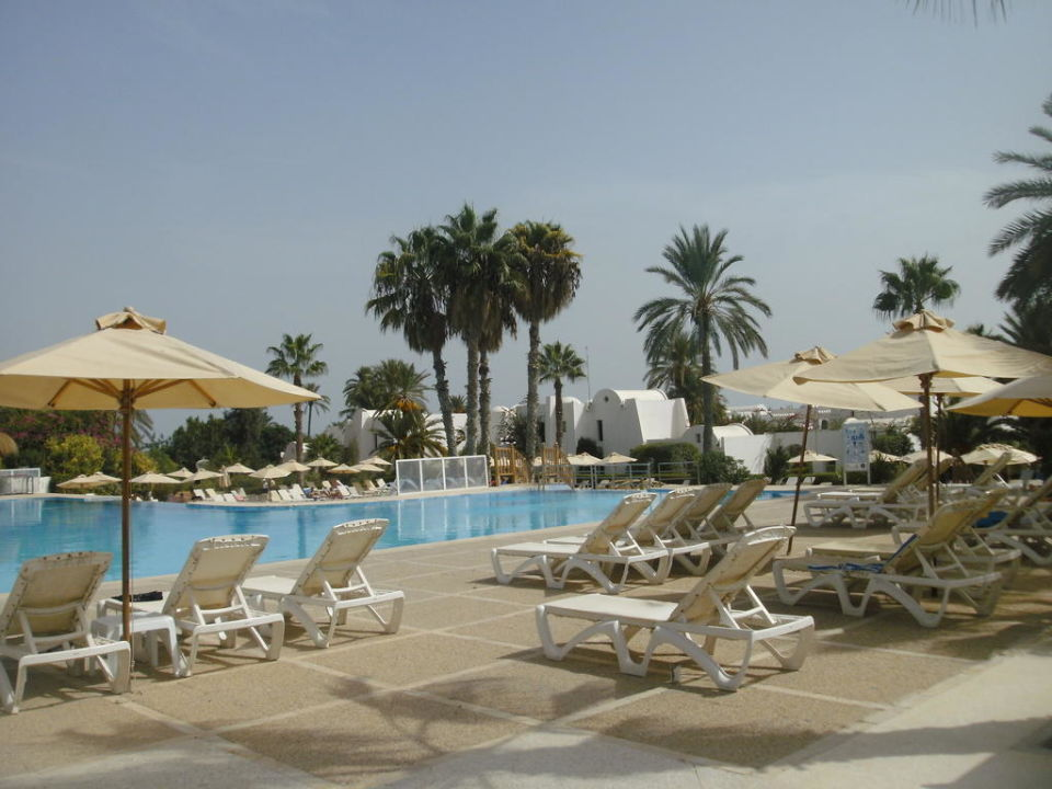 Pool  Hotel Seabel Aladin Djerba