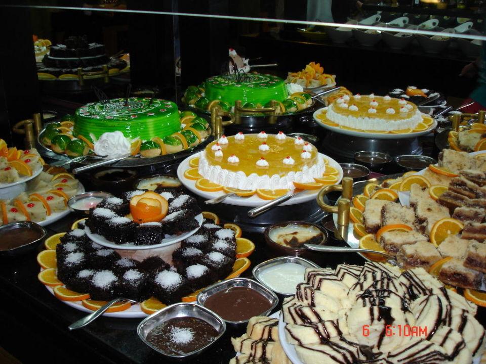 Nachspeise Siam Elegance Hotels & Spa