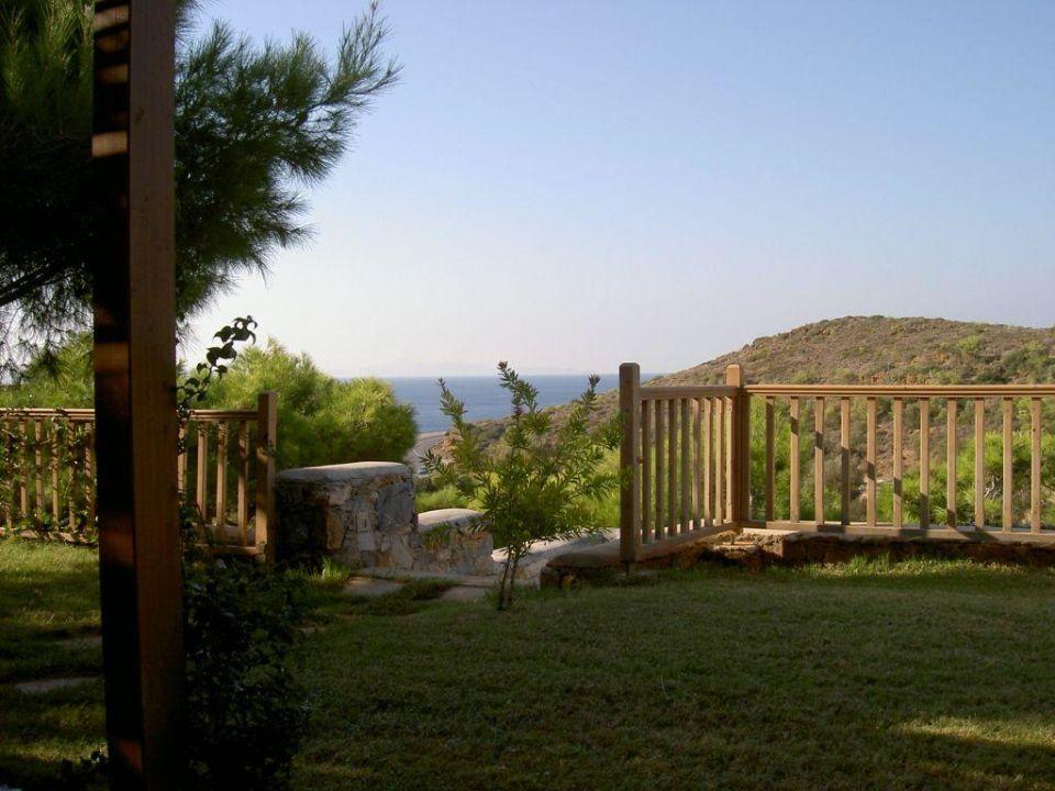 Blick von der Terrasse Grecotel Cape Sounio, Exclusive Resort
