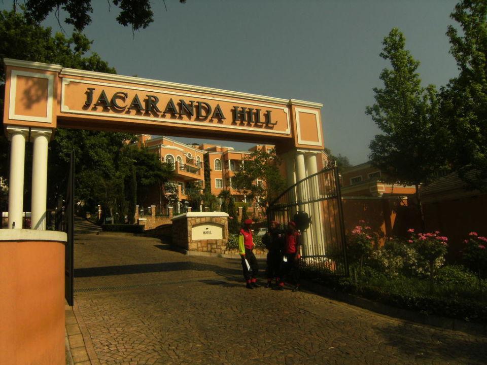 Una entrata Four Seasons Hotel The Westcliff Johannesburg
