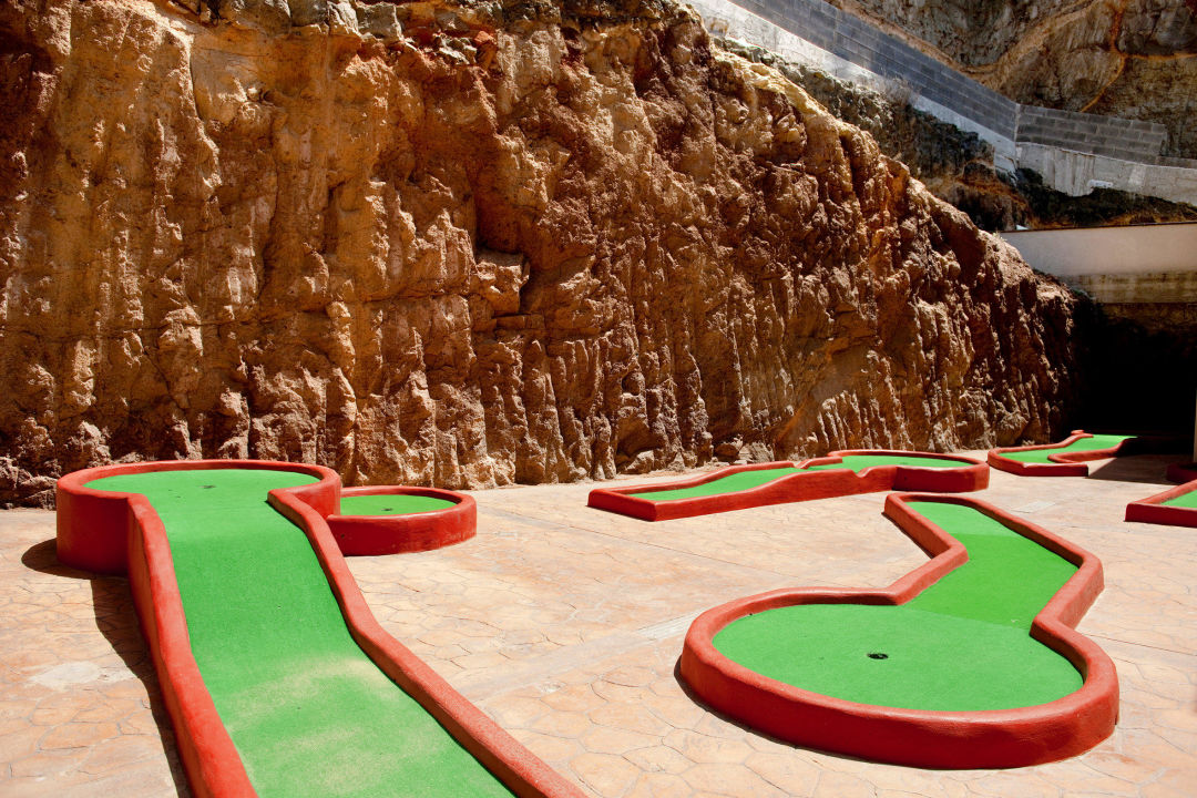 Minigolf Hotel Mirador del Atlantico