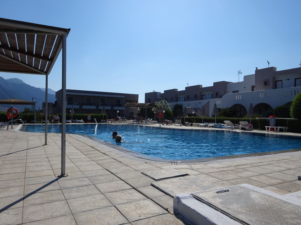 Pool Sunny View Hotel