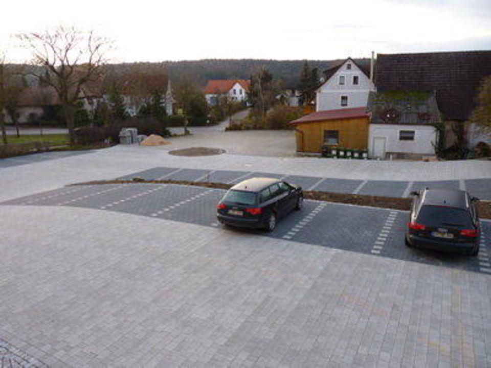 Parkplatz Hotel Wender