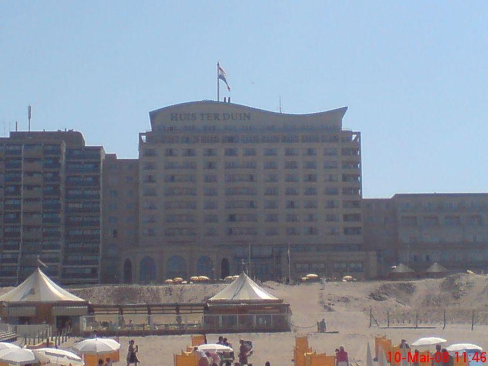 Ausenansicht  Grand Hotel Huis ter Duin