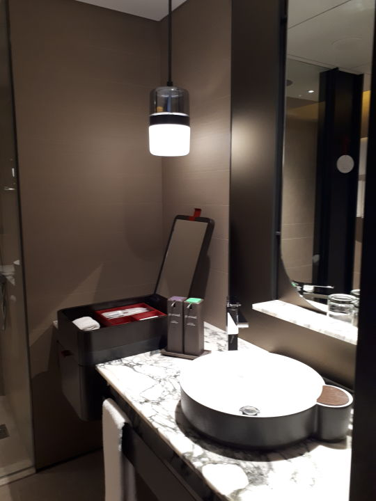 Zimmer Swissotel The Stamford Singapore