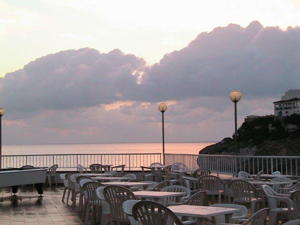 Sonnenaufgang Club Hotel Tropicana Mallorca
