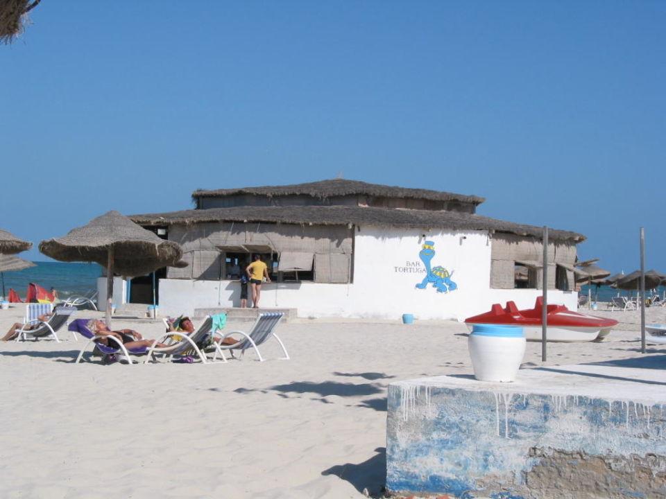 Strand Bar Hotel Meninx