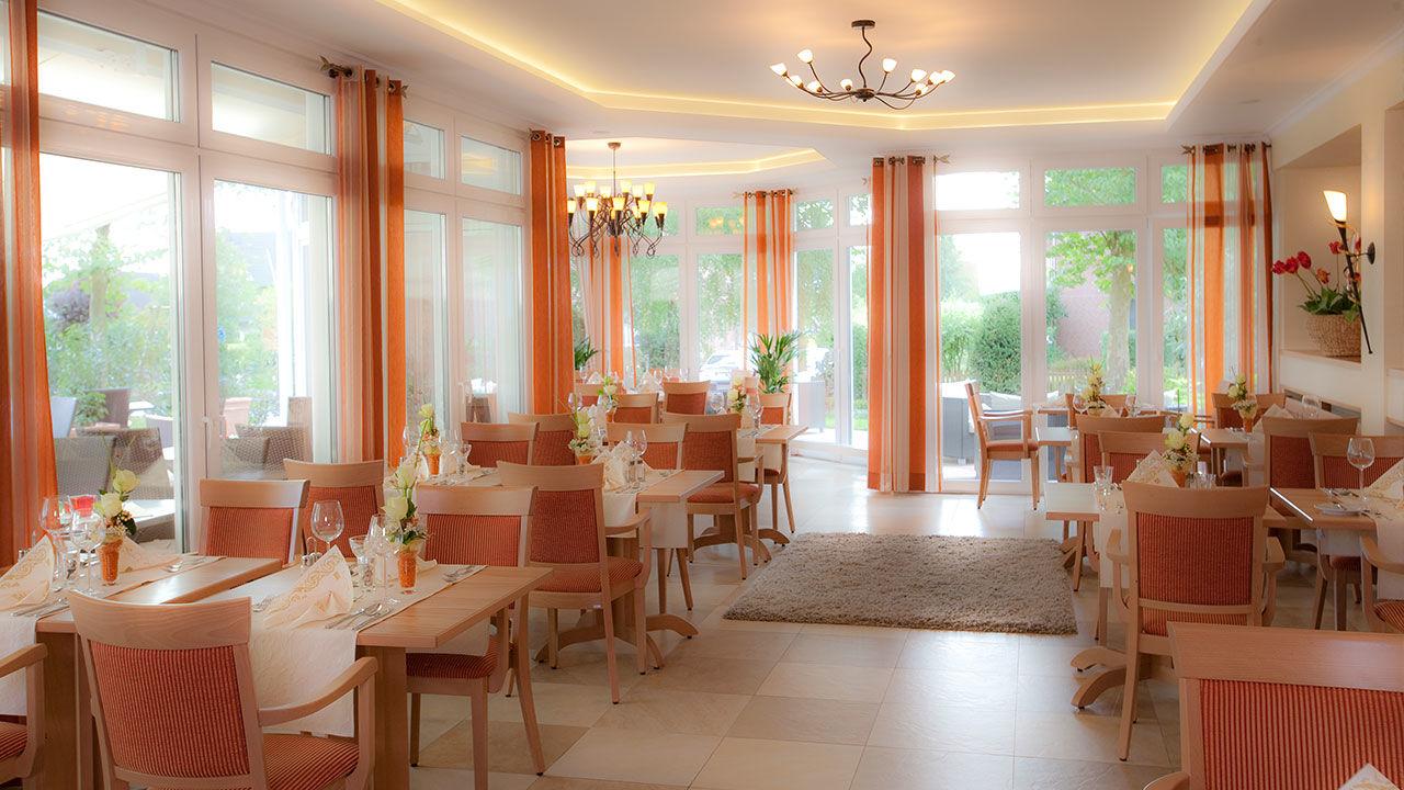 """Restaurant"" Hotel Haus Höpke Bad Laer • HolidayCheck"
