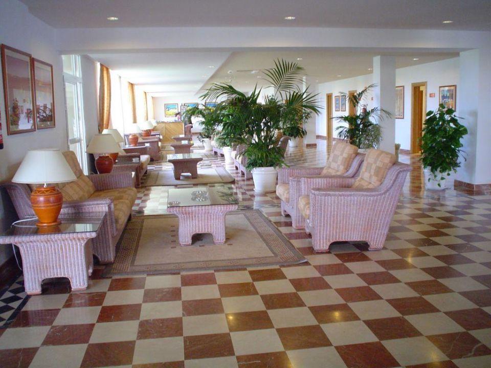 Hotel-Lobby Hotel Riu Oliva Beach Resort
