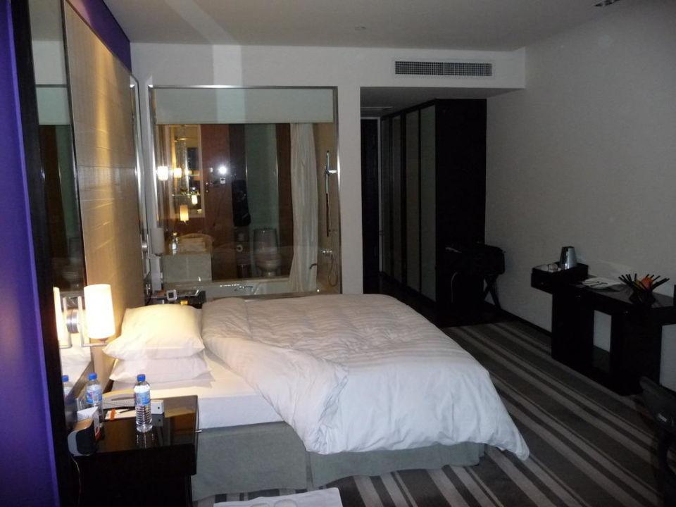 Blick ins Zimmer Boutix Hotel Suzhou