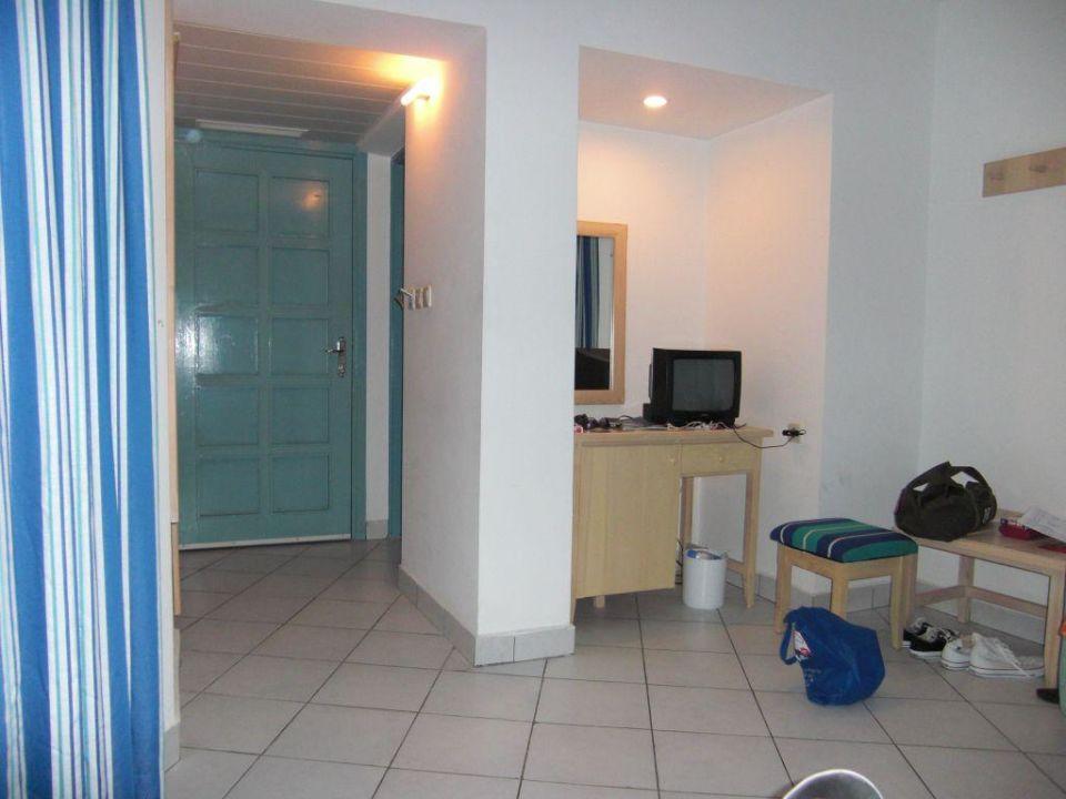 Unser hotelzimmer (Wohnzimmer) Ulusoy Kemer Holiday Club