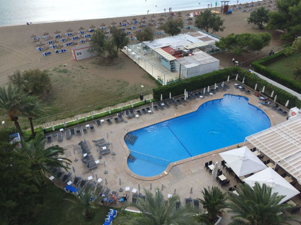 Quot Aus Dem 8 Stock Quot Universal Hotel Castell Royal In