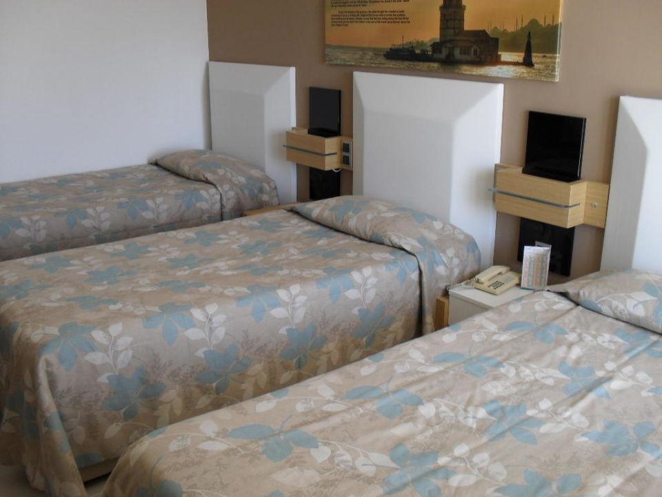 Familiekamer deze keer Hotel Ephesia