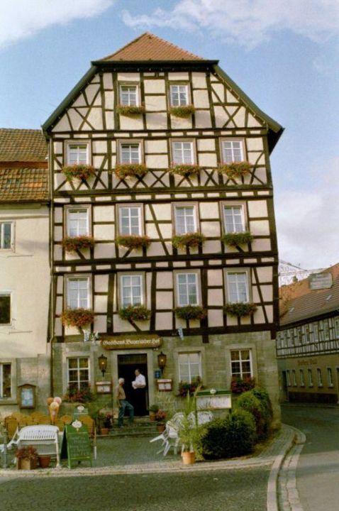 Hotel Bayerischer Hof, Münnerstadt, Unterfranken Hotel Bayerischer Hof