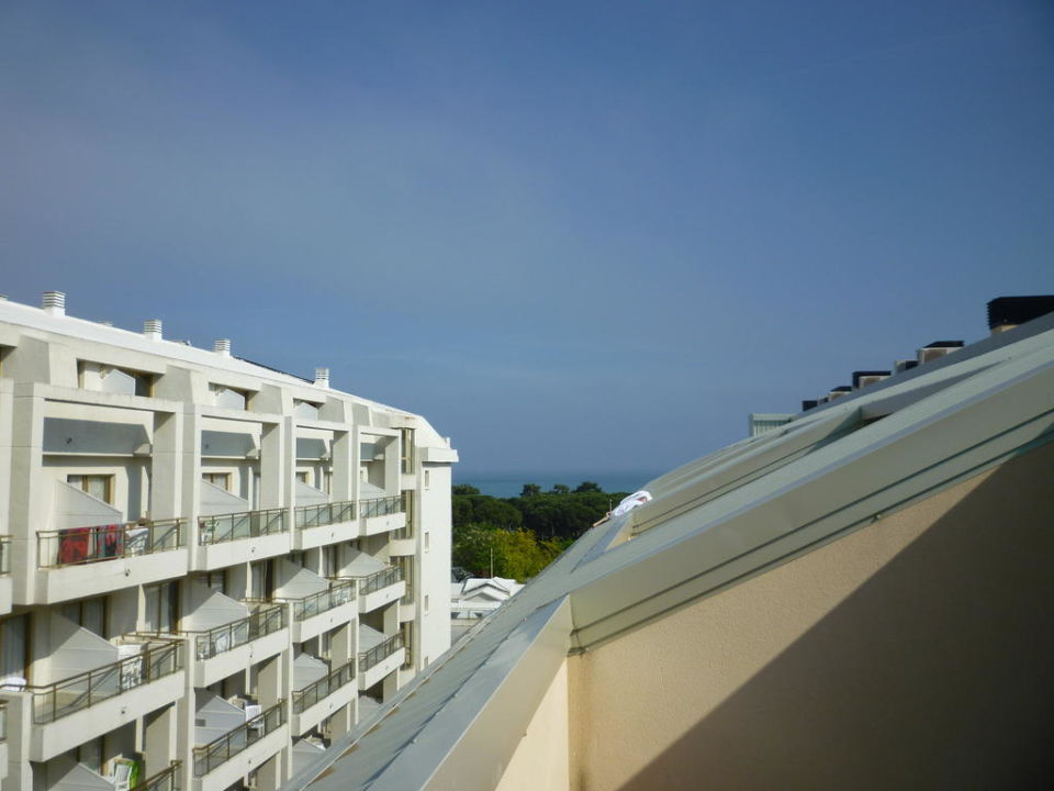 Seitlicher Meerblick Aparthotel Odissea Park