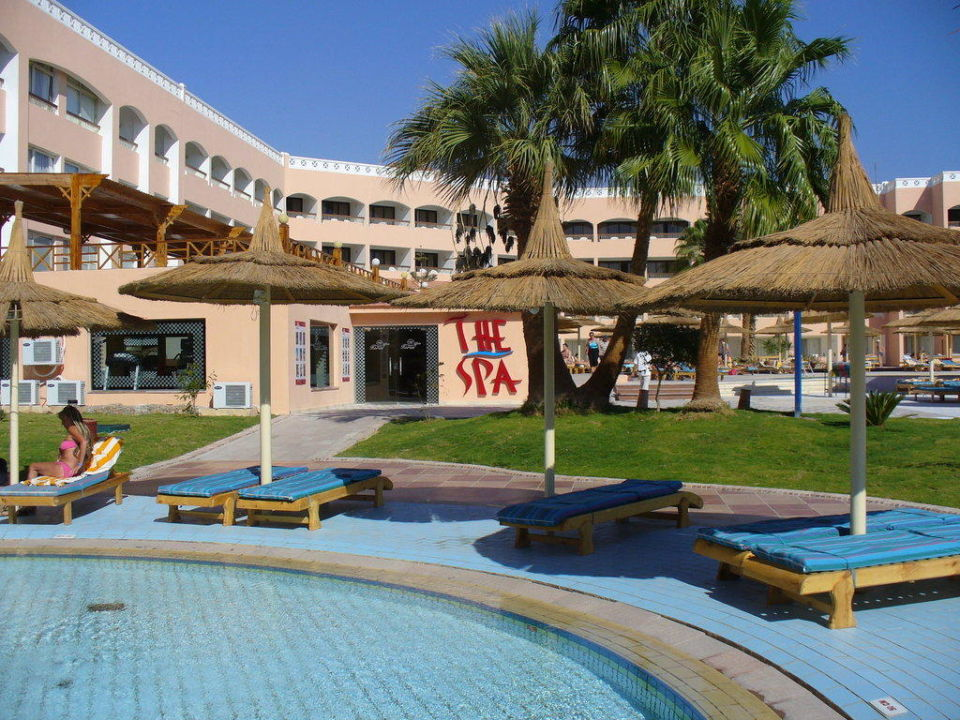 Da war einst Farak Beach Albatros Resort