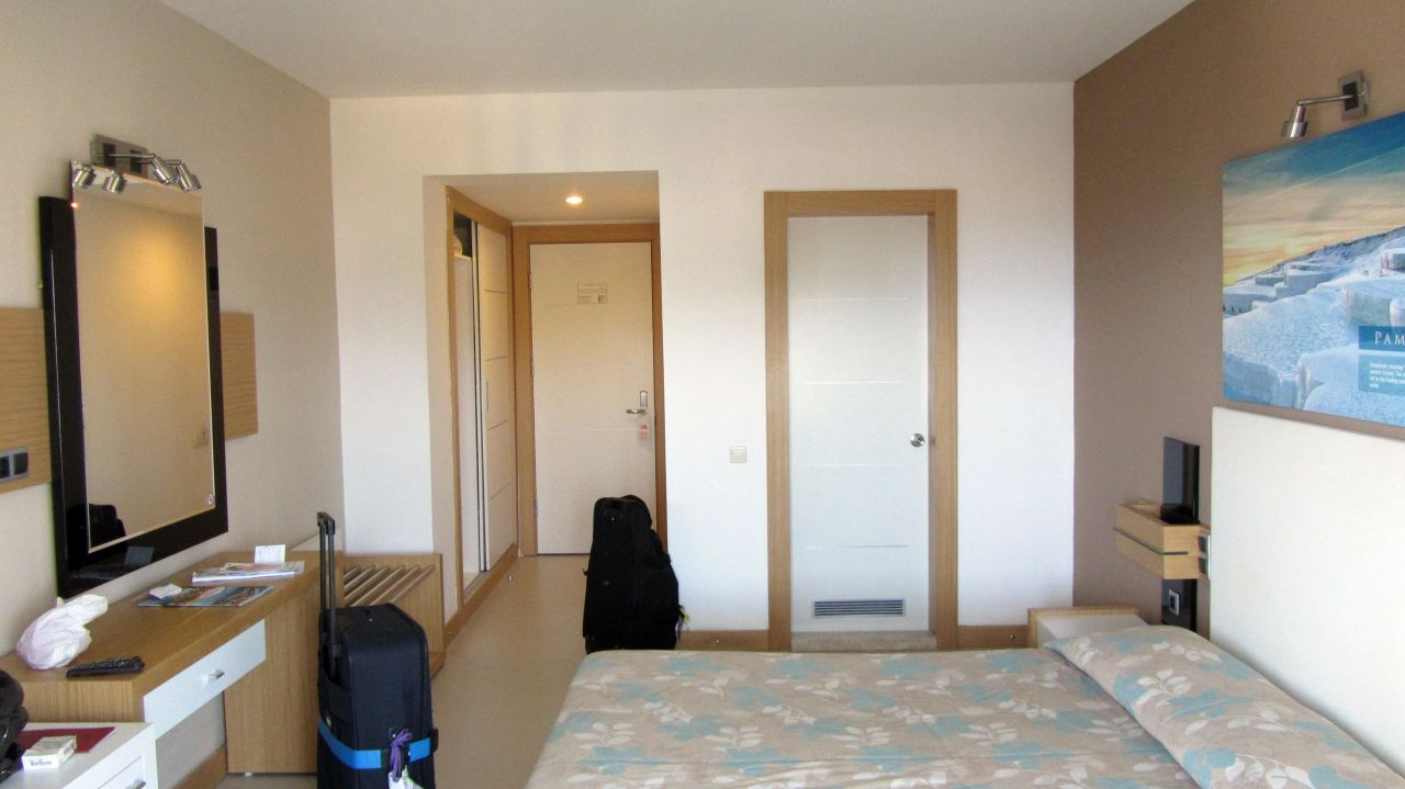 Wunderschönes Zimmer, sehr gemütlich Hotel Ephesia