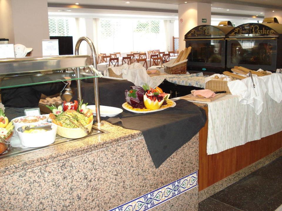 Büffet BQ Belvedere Hotel