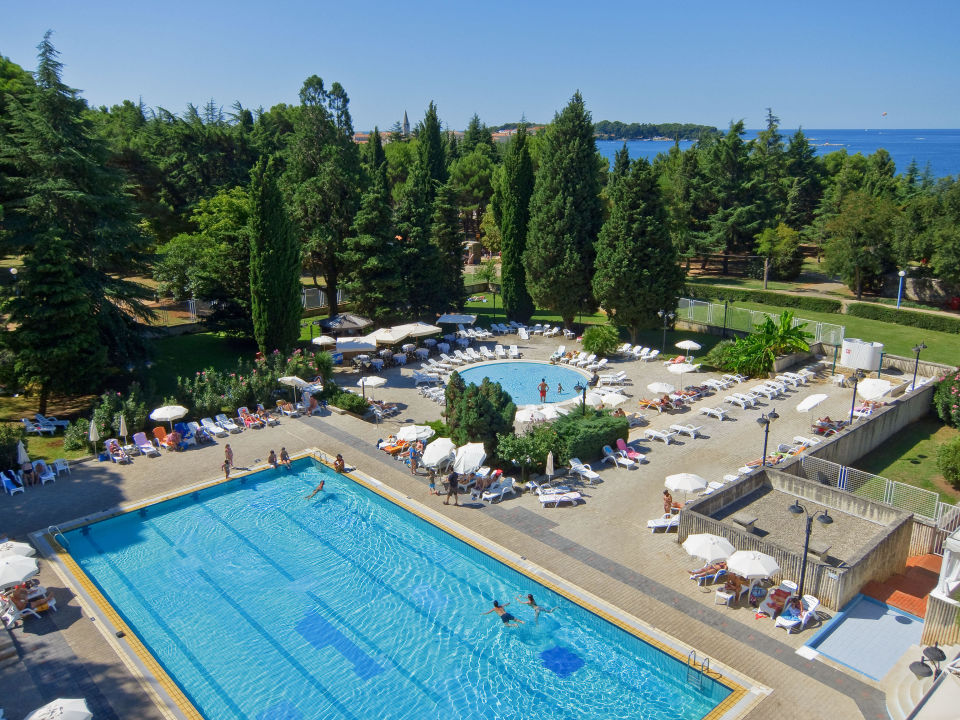 Pical Hotel Pool Pical Sunny Hotel by Valamar