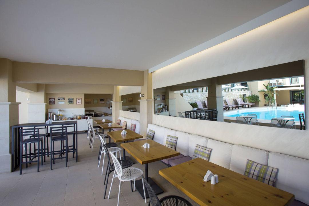 Breakfast area Hotel La Stella