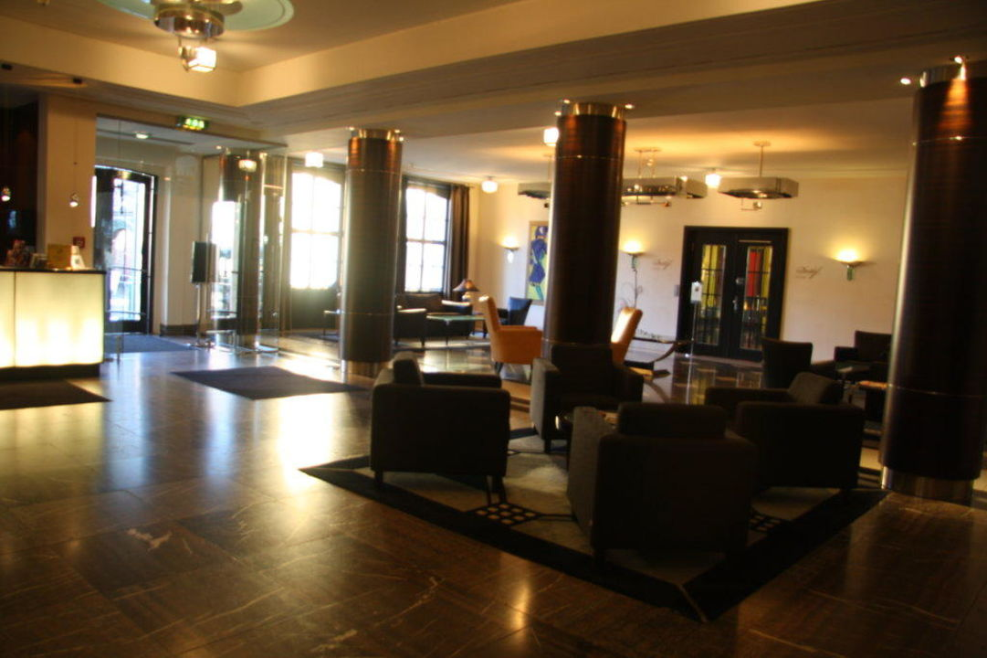 Lobby Hotel Elephant Weimar - A Luxury Collection Hotel