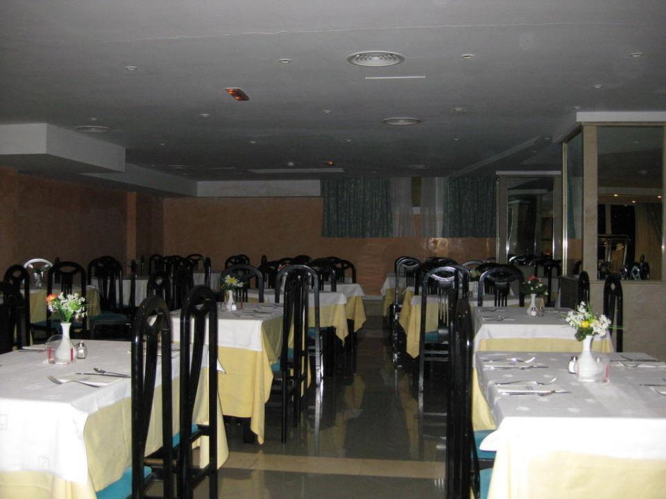 Speisesaal Hotel Timor