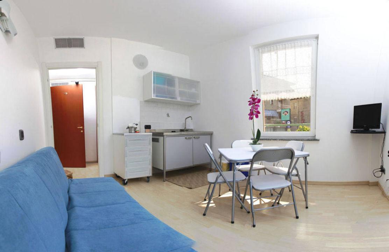 Zona giorno Apartments Emmaus