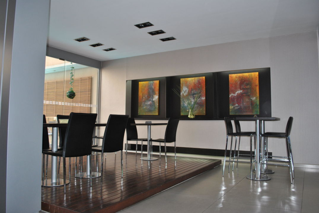 Sitzecke im Lobbybereich Hotel Ayres de Recoleta Plaza