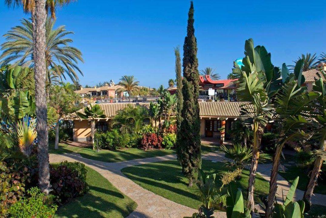 Gartenanlage Maspalomas Resort by Dunas