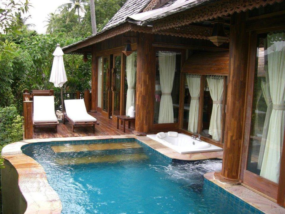 pool und terrasse santhiya koh phangan resort spa phangan holidaycheck koh phangan. Black Bedroom Furniture Sets. Home Design Ideas