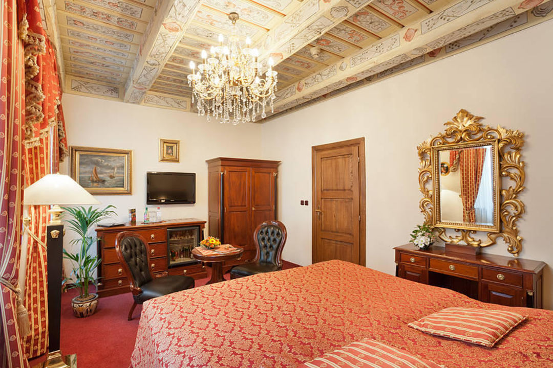 Double room Hotel U Zlateho Stromu