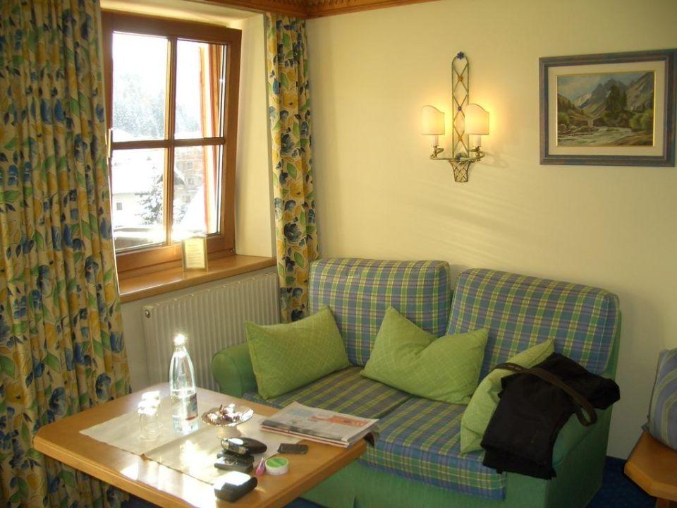 Im Gegensatz Alpin Spa Tuxerhof
