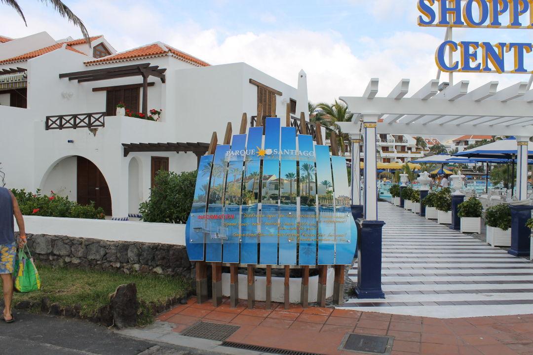 Zugang zum pool apartamentos parque santiago 4 playa de las americas holidaycheck - Apartamentos parque santiago ...