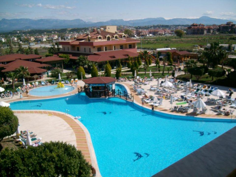 Pool Grand Seker Hotel