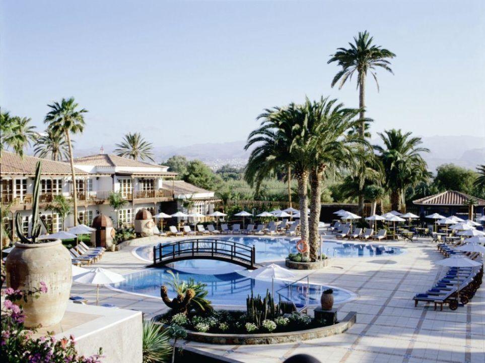 Pool Anlage Seaside Grand Hotel Residencia Meloneras