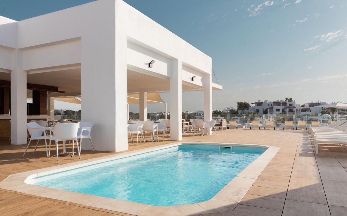 Pool Hotel Palia Puerto del Sol