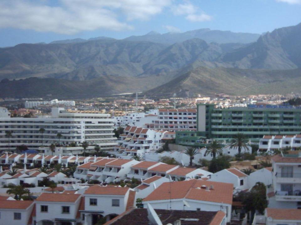 Blick in die Berge Hotel Los Geranios  (Hotelbetrieb eingestellt)