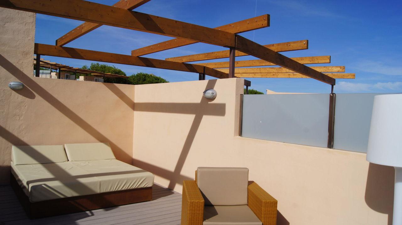 Innenarchitektur Sonnenschutz Dachterrasse Das Beste Von Royal Apt., Fehlt Leider Zafiro Cala Mesquida