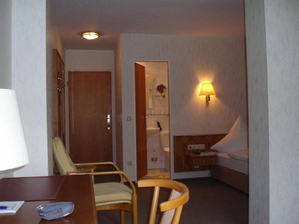 Das Zimmer Hotel Sonnenhof