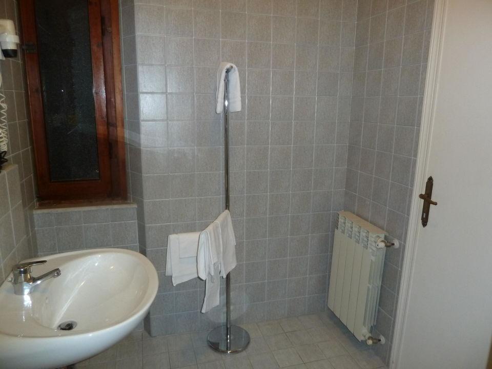 Badezimmer Hotel Savoia & Campana