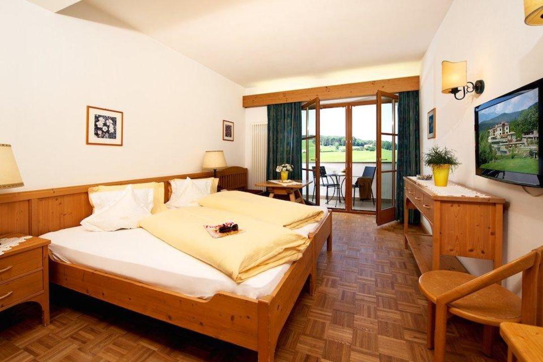 Doppelzimmer Rosengarten Hotel Alpenflora