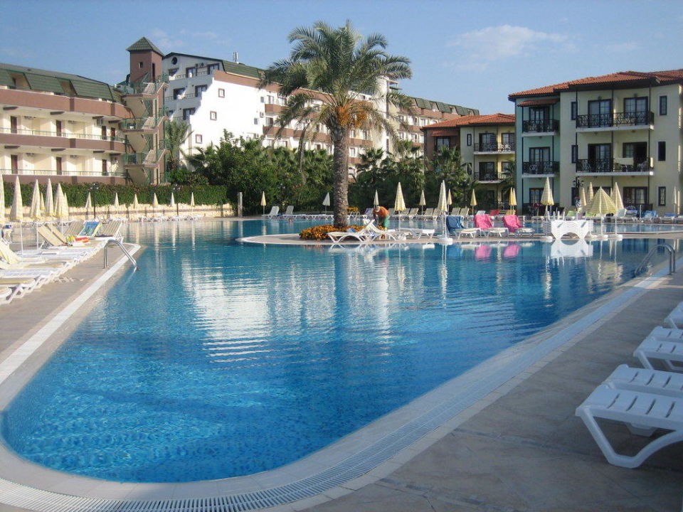 Pool Hotel Club Gypsophila Holiday Village