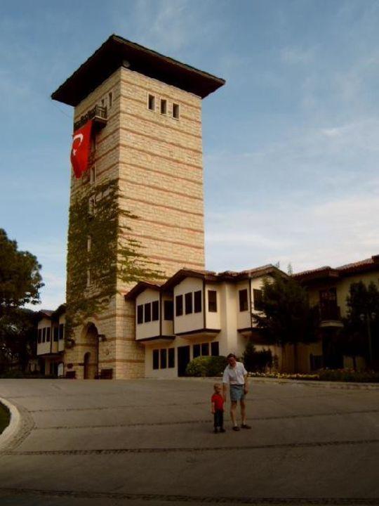 Eingang zur Hotelanlage Paloma Grida Resort & Spa Hotel