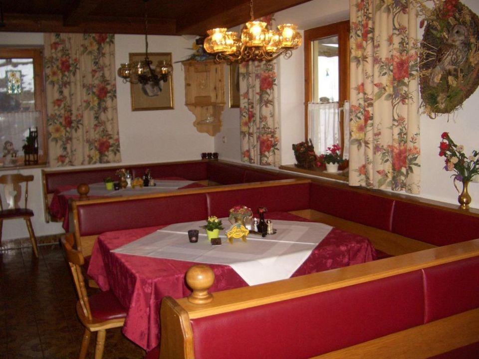 Gaststube Pension Ötzmooshof