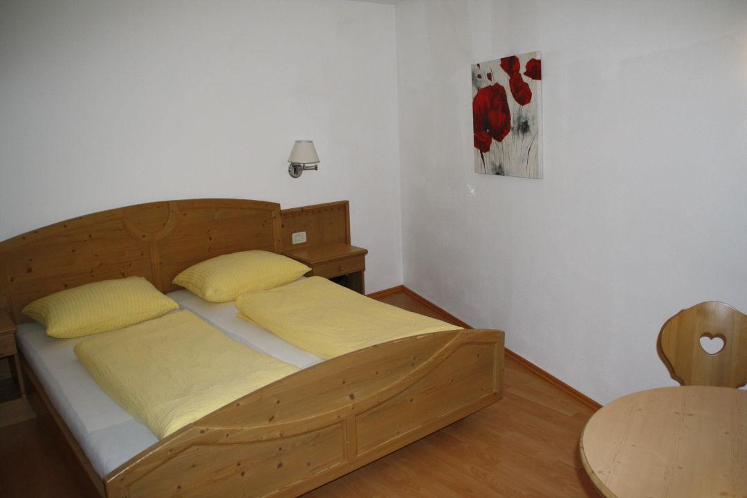 Schlafzimmer Residence Schlunhof